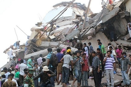 Rana Plaza one year on: Bangladesh in words