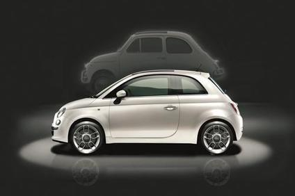 Fiat's 500 has, effectively, become a brand in itself