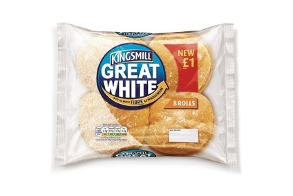 Kingsmill Great White growing market share