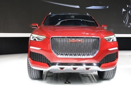 Shanghai shows Haval Concept R likely to become H7 Coupe
