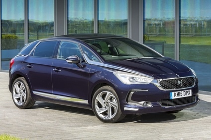 New DS 5 costs from £25,980-£32,470
