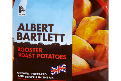 Albert Bartlett enters UK frozen potato category