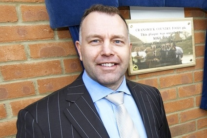 Cranswick CEO Adam Couch
