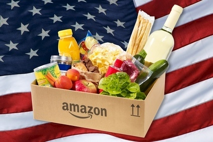 Amazon has rolled out its grocery service to a further two US cities