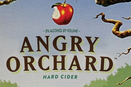 Angry Orchard could benefit from the growth of craft cider, according to Boston Beer Co