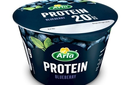 Arla targeting UK consumers interested in protein