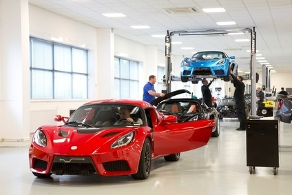 Lotus Elise lives again, with an electric powerplant