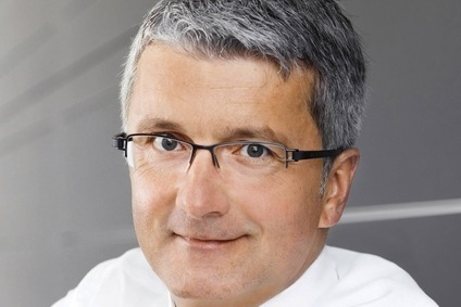 Audi is two years ahead of target, CEO Rupert Stadler told the 2014 AGM in Ingolstadt