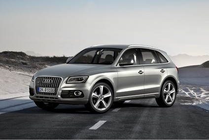 Germany Suvs To Account For Almost Half Of Audi Sales By 2020
