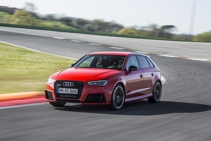 A tracks is about the only place an RS3 can be taken anywhere near its limits without risking licence or life