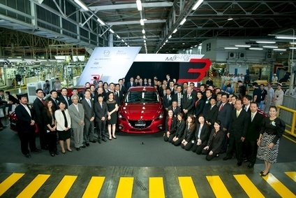 OEMs with manufacturing bases in Thailand - such as Mazda - export from there, limiting the impact of a depressed domestic market. They will, however, be concerned by the extent of the markets decline this year.