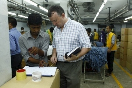 The Bangladesh Accord has inspected 1,600 garment factories