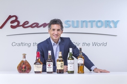 The just-drinks Interview - Beam Suntory's EMEA president, Albert Baladi - Part I