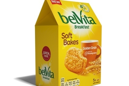 Mondelez launches Belvita Soft Bakes