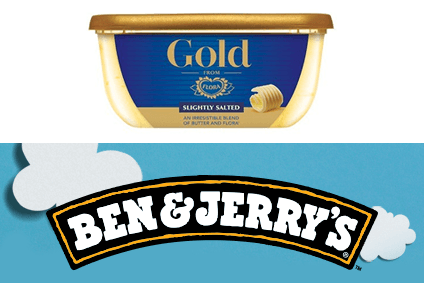 Spreads continued to weigh on Unilever but company enjoyed growth from ice cream