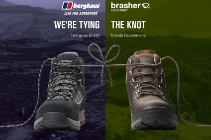 A staged integration of Berghaus and Brasher has been taking place for two years