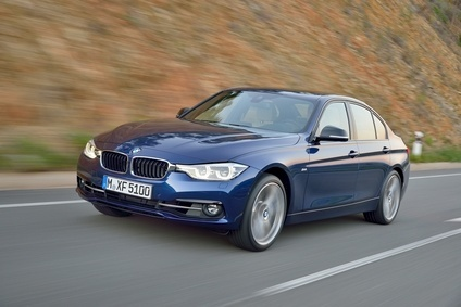 A facelifted 3er was announced in May but will smaller, cheaper BMWs keep undermining it?