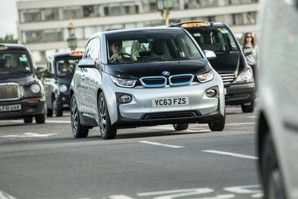 BMW sold 16,000 all electric i3 models in 2014 but only 2,100 in Germany