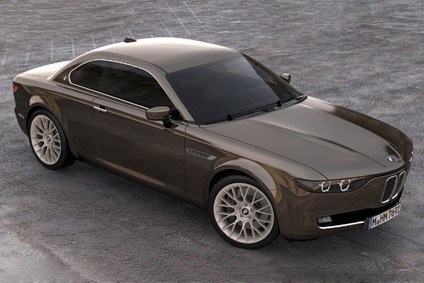 Which looks more like a BMW? This, or the current 6 Series? Exactly.