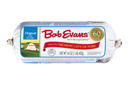Bob Evans Farms reported lower half-year sales and profits earlier this month
