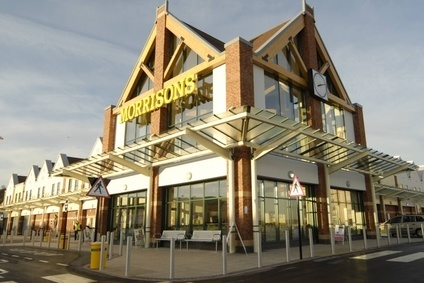 Morrisons said it is funding round of price cuts