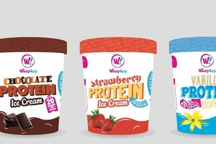 "Wheyhey will be ""number on brand"" in mainstream high-protein category, co-founder Kennedy says"