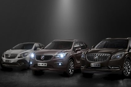 Buick China will paint a target around Audi Q5 with Envision