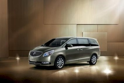 Buick GL8 minivan still sells well after 15 years in China