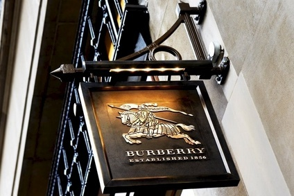 "Burberry said it delivered ""a strong full year performance"""