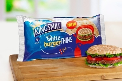 Allied Bakeries has introduced Kingsmill Burger Thins in the UK