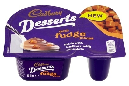 Premier Foods has added to its Cadbury Desserts line
