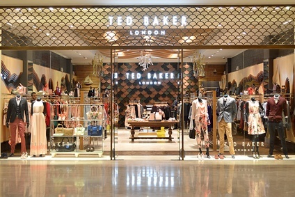 Ted Bakers sales in the UK and Europe grew 14.7%