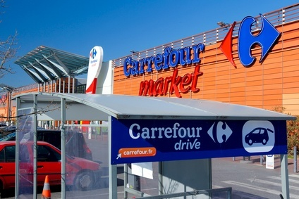 French grocers like Carrefour have invested heavily in Drive formats