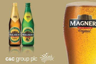 C&C started sponsoring Celtic through its Magners brand last year