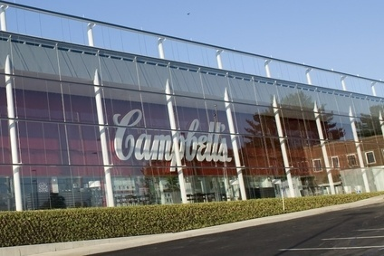 Campbell Soup Co. cuts long-term sales target
