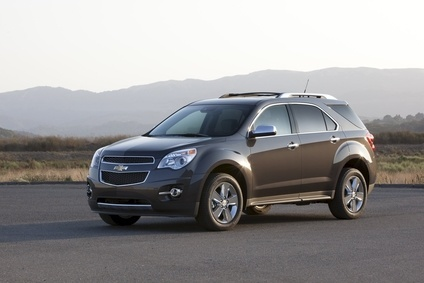 """Equinox is one of the rare vehicles that has increased its sales every year since its current generation was introduced [in 2009 as a 2010 model,"" Steve Majoros, marketing director, Chevrolet, claimed this week"