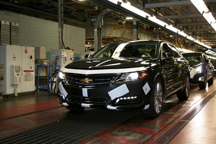 Canada Gm Plant Closures Could Cost 30 000 Jobs Automotive Industry News Just Auto