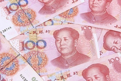 The currency devaluation could benefit exports from China thanks to lower prices
