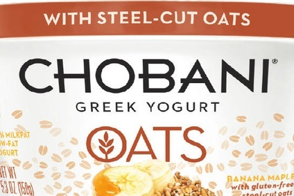 Chobani has said it is transparent with its customers on detailing the ingredients in its products