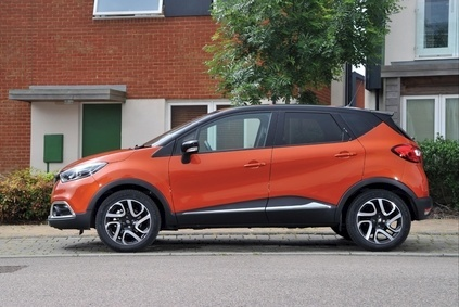 Small SUVs such as Renaults Captur are popular in Europe right now