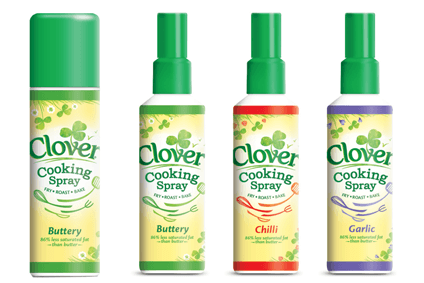 Dairy Crest takes Clover into cooking oils