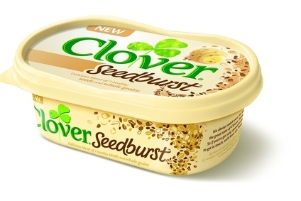 Dairy Crest has delisted its Clover Seedburst product