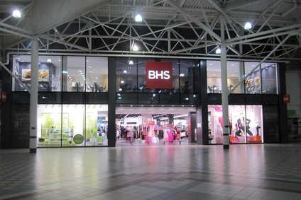 Losses at BHS widened to GBP21m for the year to 30 August