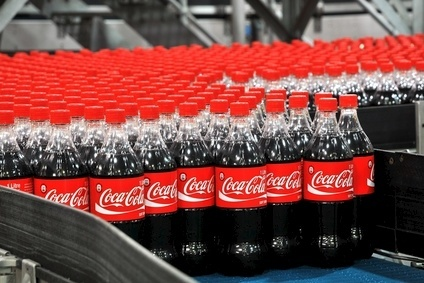 Analysts said the US was a 'bright spot' for The Coca-Cola Co