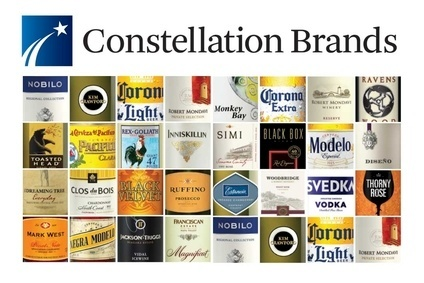 just on Call - Modelo Especial rides high for Constellation Brands
