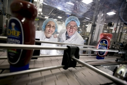 The investment into the Cabra site sees the production of Chef sauces come back to Ireland