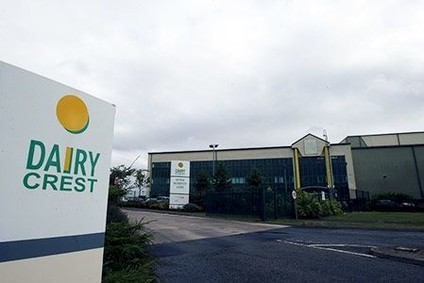 Dairy Crest reported losses from dairies unit
