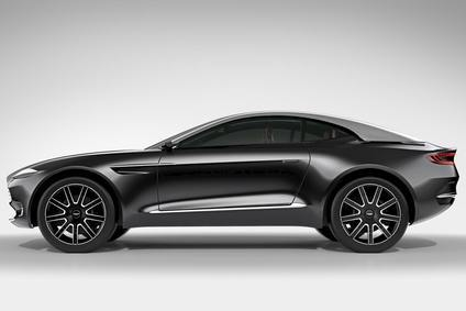An Aston Martin crossover based on the DBX Concept shown in Geneva will now get the go-ahead for development based on the additional funding secured