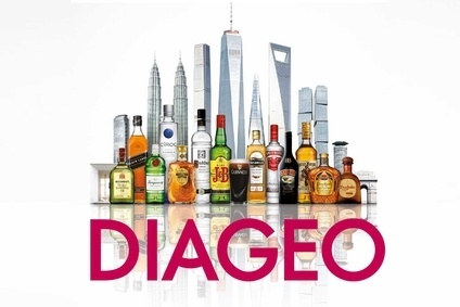 Diageo released its nine-month trading update today
