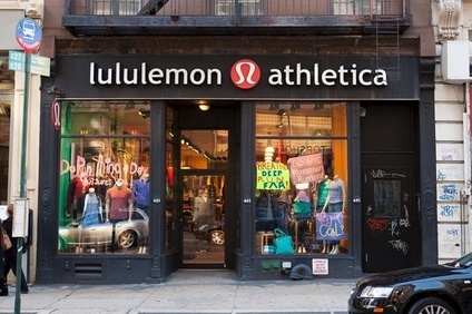 Lululemon Athletica have booked earnings that beat analyst expectations